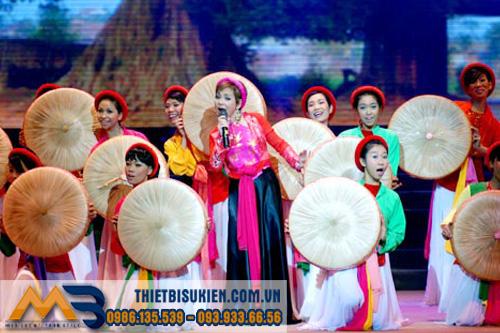 Cung cấp đoàn Quan họ Bắc Ninh