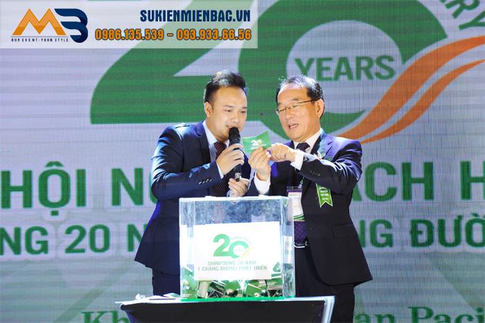 HNKH 20 năm Shinpoong Daewoo VN
