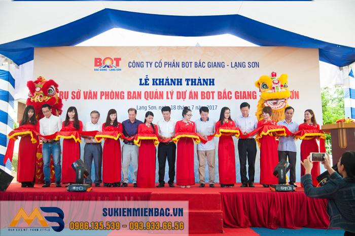 Khánh thành trụ sở VP BOT Bắc Giang-Lạng Sơn