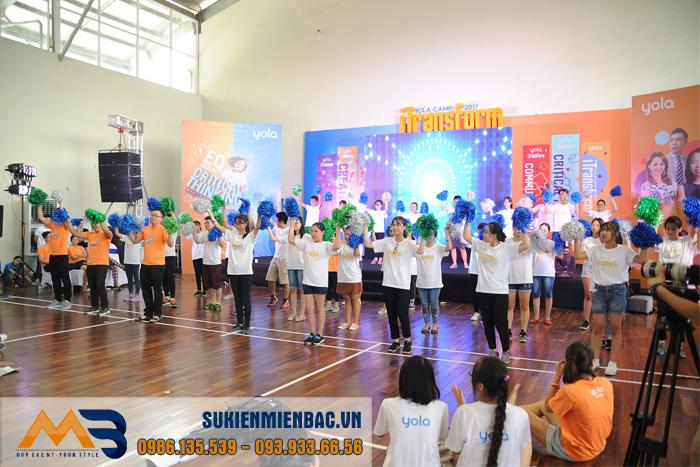 Hội trại YOLA CAMP 2017 - ITRANSFORM