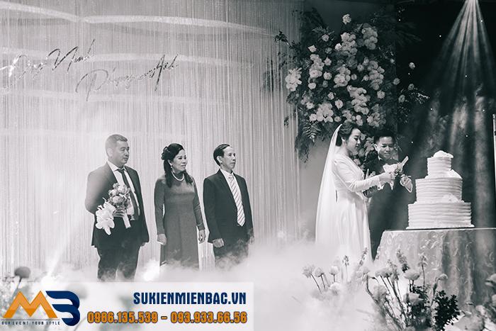Lễ cưới Duy Ninh - Phương Anh