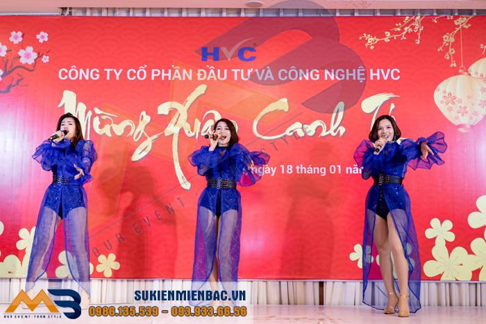 Tiệc tất niên HVC 2019