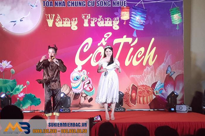 Tưng bừng trung thu 2018 cùng Mien Bac Event
